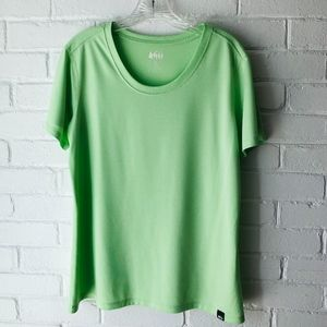 REI Co-op Short Sleeve Tech T-Shirt Crew-neck